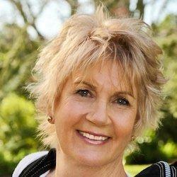 Judith Paterson - Minutes Secretary